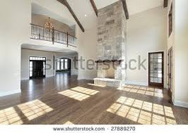 Two Story Living Room Design IdeasTwo Story Fireplace