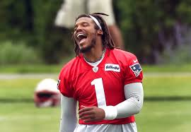 Newton's 45 total touchdowns during the regular season marked the most touchdowns by a single player since 2013. Cam Newton Embraces Put Up Or Shut Up Pressure For Patriots The Boston Globe