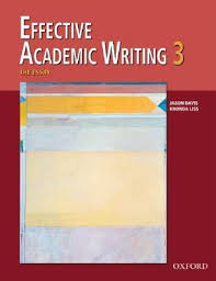 effective academic writing the essay by rhonda liss 1310670