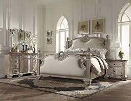 Amazon.com: Chatelet French Provincial 5 Piece Cal King Bedroom Set ...