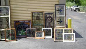 stained glass windows stained glass windows doors antiques and things san