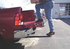 SlideStep™ Extendable Truck Tailgate Step for 03-12 Dodge Ram 2500 ...