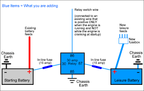 auto electrical advice needed re split charging relay yotatech Automatic Charging Relay Wiring Diagram auto electrical advice needed re split charging relay diagram_battery gif Blue Sea 7611 Wiring-Diagram