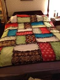 Log Cabin Rag Quilt | Rag quilt, Quilt patterns free and Log cabins & Rag quilt. Like the rectangles. Nice change from all squares. Adamdwight.com