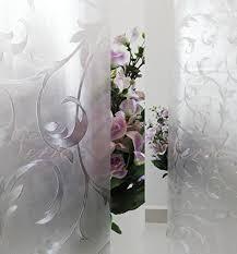 Buy VERRE <b>Static</b> Decorative <b>Frosted Window</b> Glass film-ML027 ...