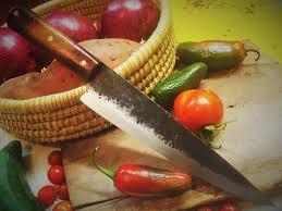 jefi de sonora is a old spanish style pheasant kitchen knife