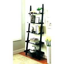 small ladder shelf ladder shelves leaning bookcase elf shelf small home remodel ideas for shoes simple