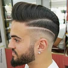32 Coupe De Cheveux Homme Dégradé Avec Trait Idées