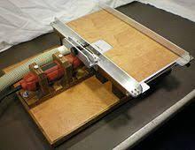 circular saw table mount. a 1-inch (25 mm) micro table saw. circular saw mount