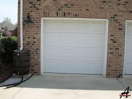 single garage doorGarage  The Garage Plan Contemporary Garage Plans Standard Width