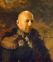 bruce willis russian painting