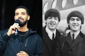 Drake Scores 40 Songs On Billboard Top 40 Besting Beatles Record Custom Dnload Georgeous The Beatles
