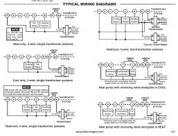 wiring diagram heat pump thermostat 2 White Rodgers Relay Wiring Diagram White Rodgers Relays 120V X 24V