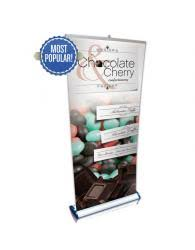 Retractable Display Stands Retractable Banner Stands PostUp Stand 48