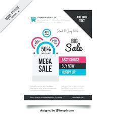 Free Sale Flyer Template