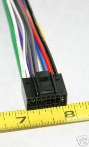kenwood wire wiring harness radio Kenwood Kdc Mp438u Wiring Diagram Kenwood Wiring-Diagram Colors