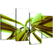 display gallery item 5 set of four living room lime green canvas art display gallery item 6 on lime green wall art pictures with abstract canvas wall art in green for your living room set of 4