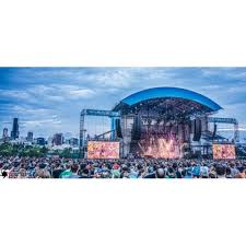 Huntington Bank Pavilion At Northerly Island Events And