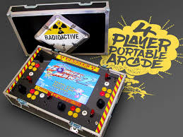 4 Player Portable Arcade Machine: 12 Steps (with Pictures)