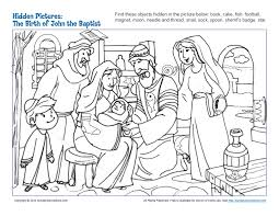 Free and printable hidden pictures for adults. Hidden Picture Bible Activities For Children On Sunday School Zone