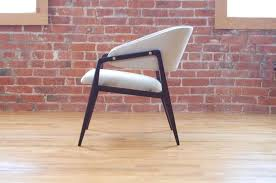 lounge chair designed by gio ponti for m singer sons circa 1958