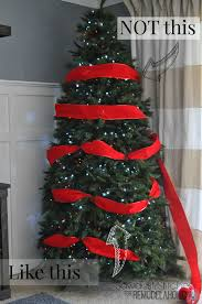How To Decorate A Christmas Tree Like A Designer Remodelaholic How to Decorate a Christmas Tree A Designer Look 2