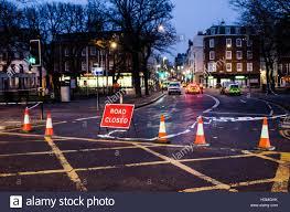 Brighton Night Light Parts Brighton East Sussex Uk 11th January 2017 Fatal Accident