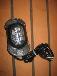 Attwood Light Armor Underwater Lights Attwood 4 0 Hp Sapphire Blue Underwater Light New 66uw03b 1 Lightarmor