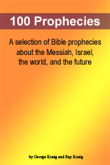 List Of Old Testament Prophecies Fulfilled By Jesus