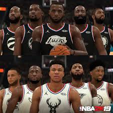 NBA 2K - #NBAAllStar teams are live in ...