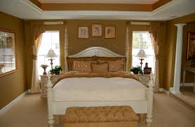 Bedroom:Classical Master Bedroom Idea For Luxury Leather Bed And Minimalist  Cabinets Decoration Amazing Beautiful