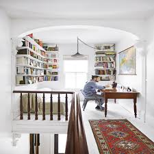 Home office lighting ideas Functional Excellent Office Lighting Ideas Like Home Office Space In An Upstairs Landing Love The Shelves And Neginegolestan Modern House Excellent Office Lighting Ideas Like Home Office Space