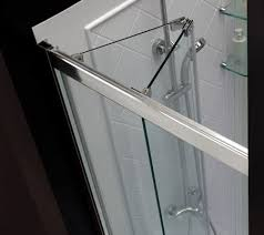 folding shower door dreamline