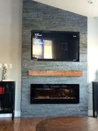 electric fireplace stone installati electric fireplace stone mantel canada