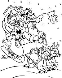 Coloriage Mickey Dingo No L Imprimer