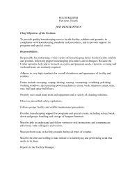 Resume Housekeeping Attendant Housekeeping Resume Samples Velvet Jobs S Sevte 15
