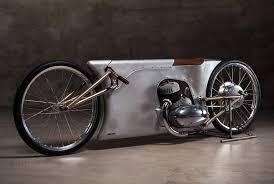 easy like sunday morning custom motorcycle by urban motor