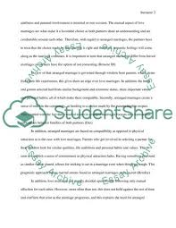 Arrange Marriage Vs Love Marriage Essay Example Topics And Well