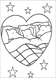 Small Picture Babar kids sleeping coloring page
