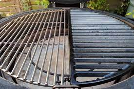 snless steel grill grates vs cast