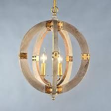 wood iron chandelier 3 light antique wood iron spherical chandelier rustic metal wooden pendant orb wood iron chandelier
