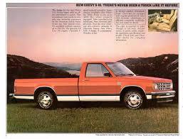 Car Brochures - 1982 Chevrolet and GMC Truck Brochures / 1982 ...