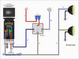 spotlight wiring diagram 5 pin relay best of knz me Dorman 5 Pin Relay Wiring Diagram at Wiring Diagram For 5 Pin Relay