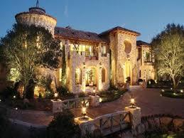 Italian Style Home: Richard Landry's Luxorious Tuscan-style Residence |  Mechini