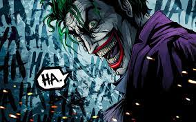 The Joker Comic Wallpapers - Top Free ...