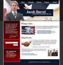 Politics Web Template 3676 Military Security Website