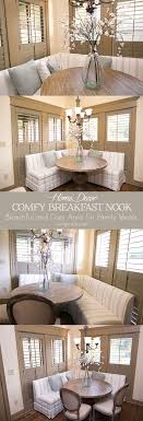 beautiful and gorgeous breakfast and dining nook ideas to make family meals fun and cozy