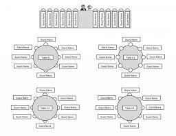 Restaurant Table Chart Maker 033 Restaurant Seating Chart Maker Template Ideas Round