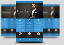 52 Business Flyer Templates Psd Ai Indesign Free