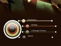 Camo Powerpoint Background Free Convencion Info